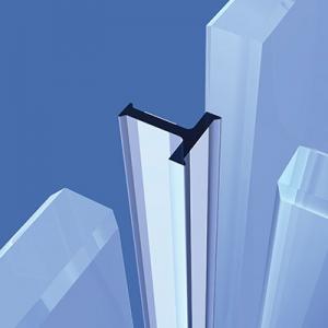 Glas-Trennwand-Verbinder